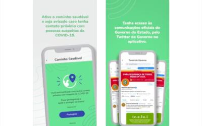 Governo lança Ceará App com serviços de saúde