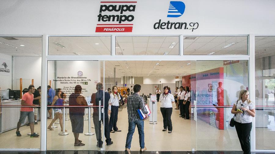 Poupatempo e Detran-SP funcionam normalmente na quarta-feira