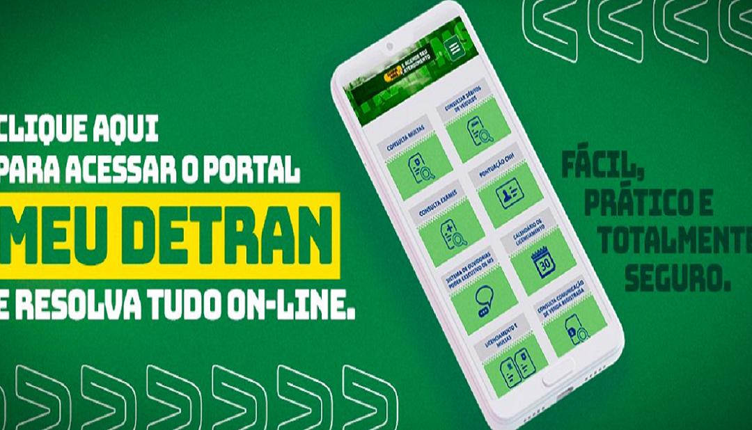 Detran-SP: Agora é possível acessar 64 serviços do órgão pela internet