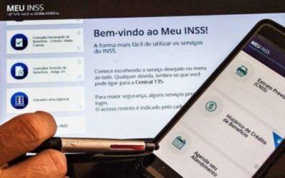 Teste no INSS realizará prova de vida de forma digital